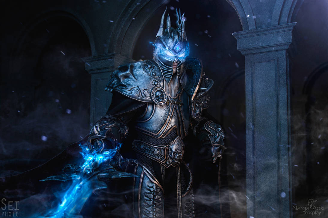 World Of Warcraft Lich Kin