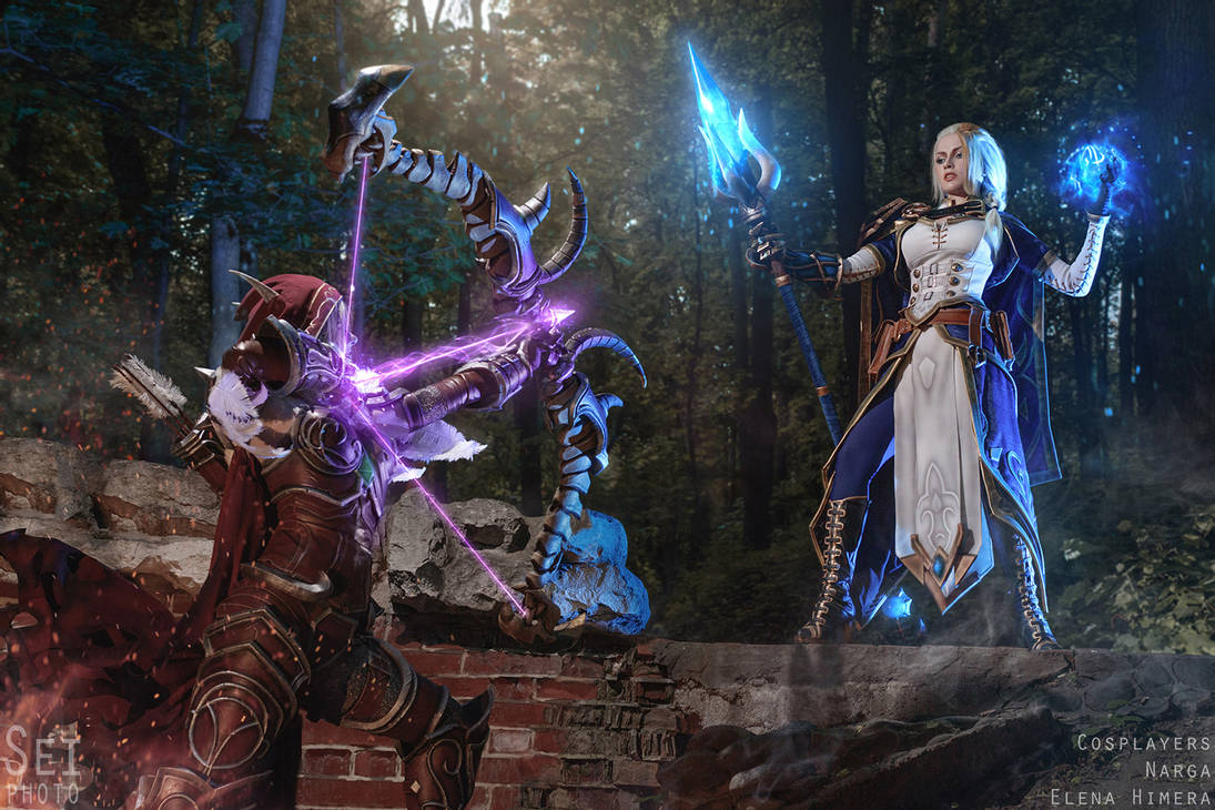 World Of Warcraft Warchief Vs Admira