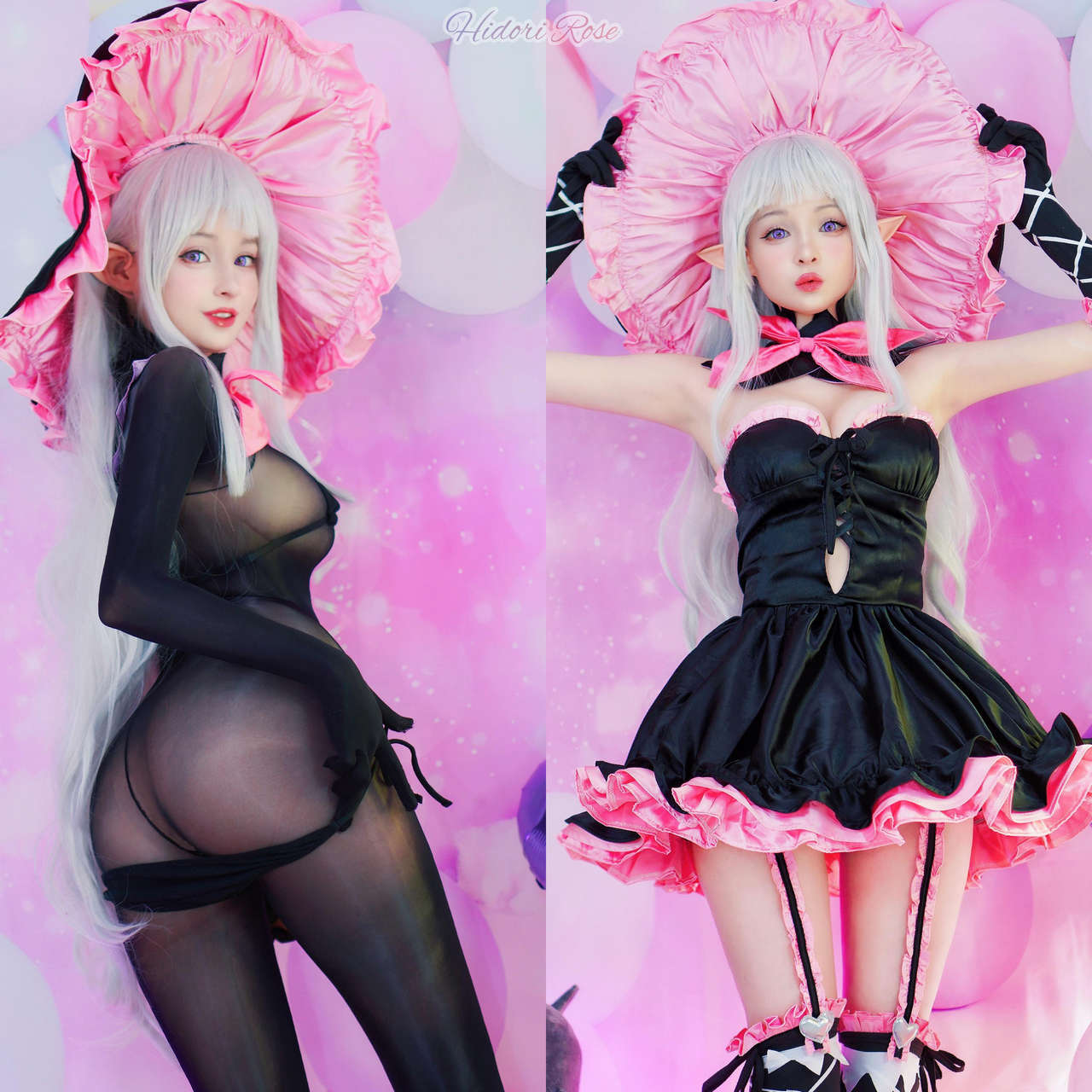 Melty Du Granite Cosplay By Hidori Rose Two Version