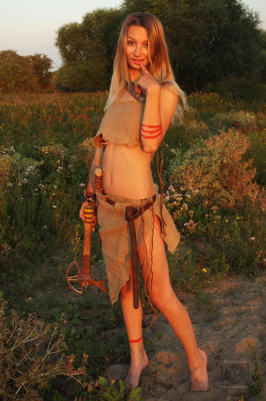 Raider Girl By Myranda Fallout4 Nukaworl