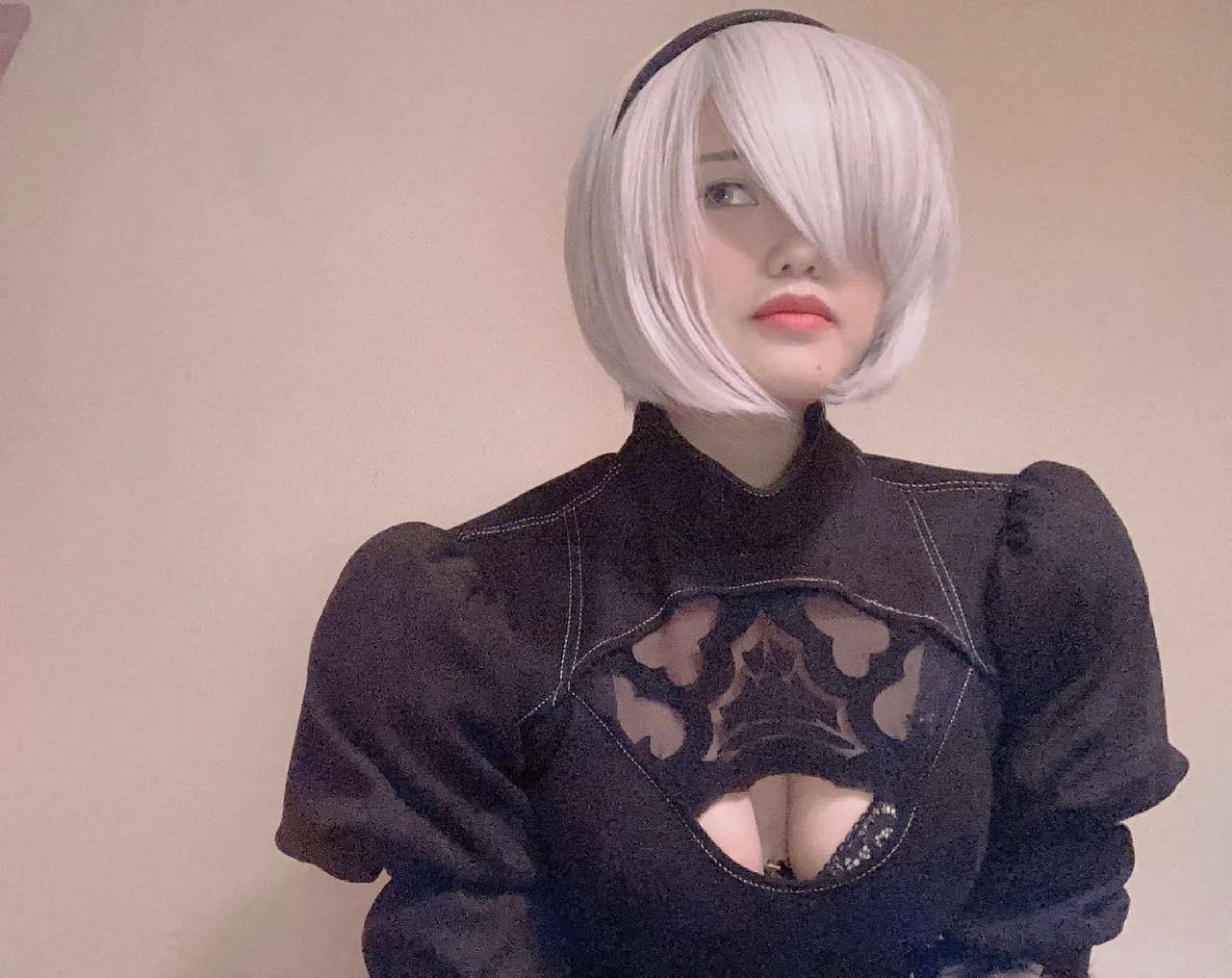 Still Working On The Skirt But First Time 2b Cospla
