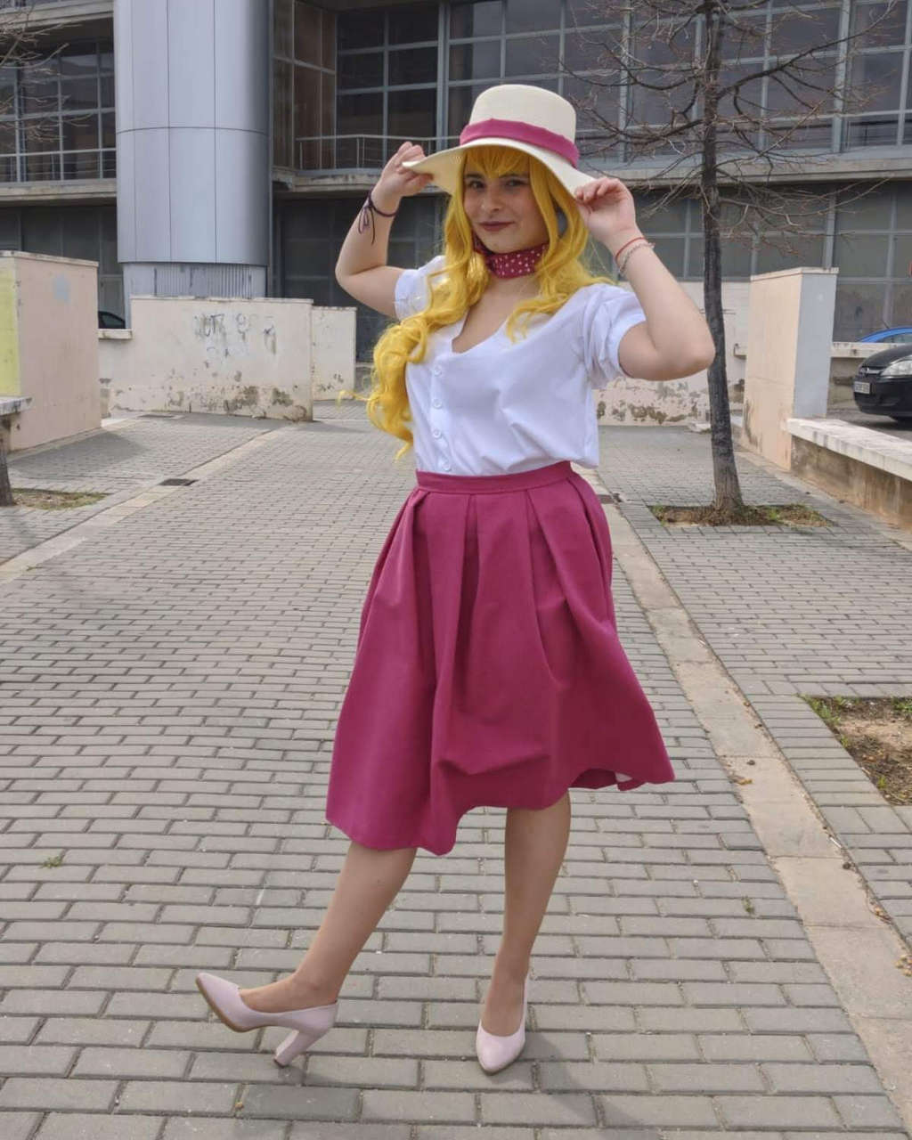 Travel Princess Peach Made By Mel