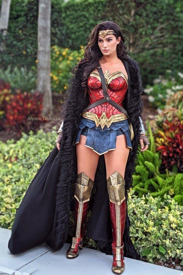 Wonder Woman By Alyson Tabbith